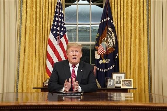 US President Donald Trump (Source: AFP/VNA)