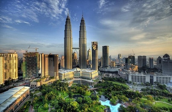 Malaysia recorded an economic growth rate of 4.7 percent in 2018 (Photo: propertyhunter.com.my)