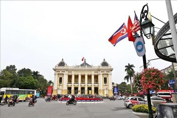 The DPRK-USA Hanoi Summit Vietnam will take place in Hanoi from February 27-28. (Photo: VNA)