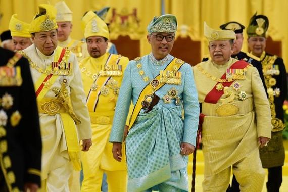 Malaysia's new king Sultan Abdullah Sultan Ahmad Shah  (Source: chinadaily.com.cn)