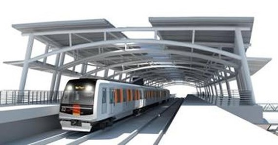 Premise handover expected next year for second metro line in HCMC