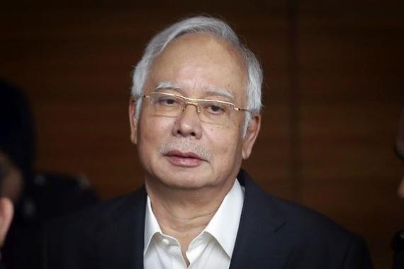 Malaysia's former Prime Minister Najib Razak (Source: thestar)