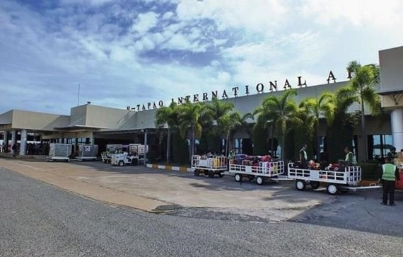 U-Tapao airport in Thailand's Rayong province (Photo: eThailand)