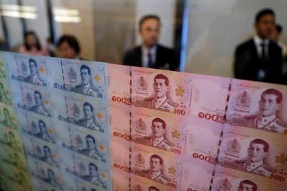 Thailand's budget of 3.2 trillion baht (about US$104 billion) for fiscal year 2020 rises 6.7 percent from fiscal 2019 (Photo: Reuters)