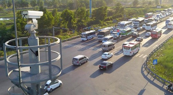 High quality camera system supervises security and traffic situation 24/7 (Photo: SGGP)