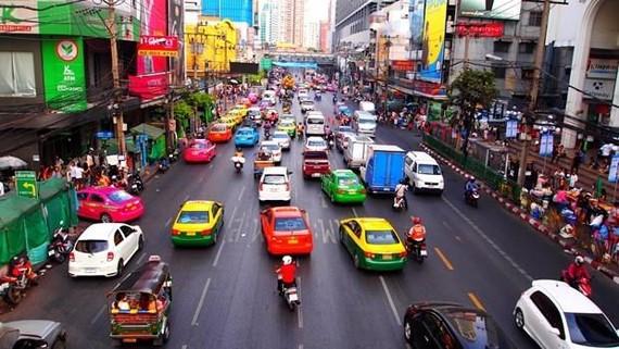 A street in Bangkok capital city of Thailand (Photo: wordpress.com)