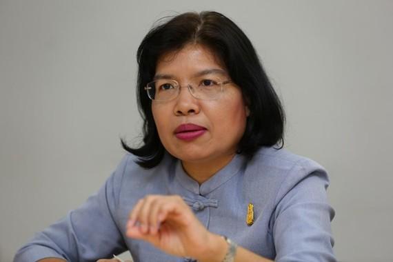 Auramon Supthaweethum, director-general of the Trade Negotiations Department (Source: Bangkok Post)