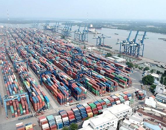 Cat Lai seaport (Photo: SGGP)