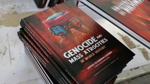 The Documentation Centre of Cambodia (DC-Cam) will publish 500 books on genocide and mass atrocities to raise awareness of its horrors. (Photo: phnompenhpost.com)