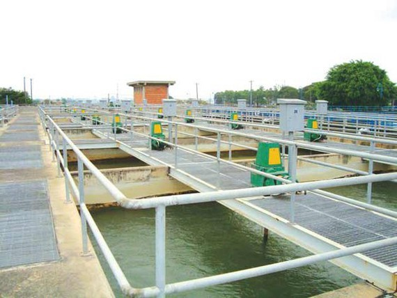 Thu Duc water plant