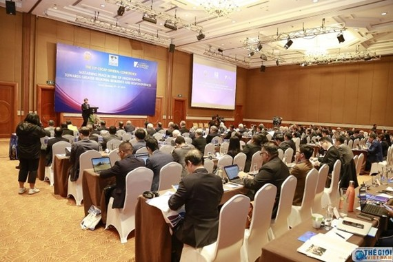 The international workshop takes place in Hanoi on December 5-6 (Photo: baoquocte.vn)