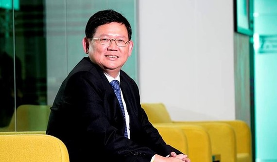 Thai Minister of Higher Education Science Research and Innovation Suvit Maesincee (Source: https://www.startupthailand.org/)