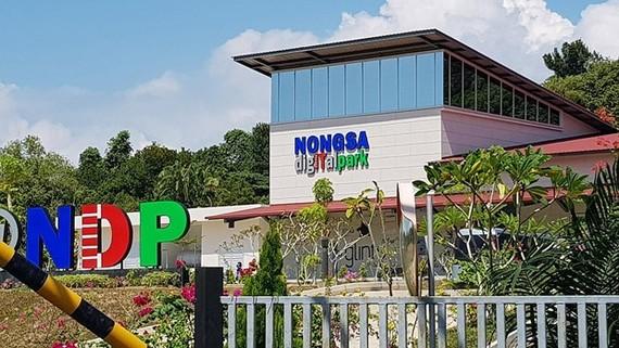 At Nongsa digital park (Photo: Internet)
