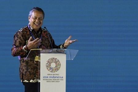 Bank Indonesia Governor Perry Warjiyo (Photo: Antara)