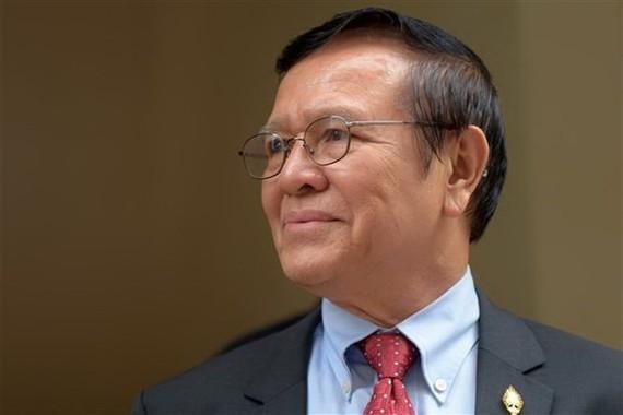 Kem Sokha (Source: AFP/VNA)