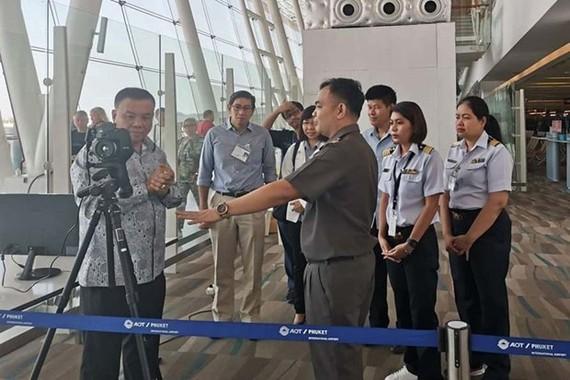 Thai health officials have stepped up monitoring at airports (Photo: Bangkok Post)