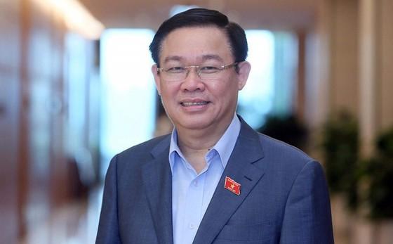 Politburo member and Deputy Prime Minister Vuong Dinh Hue