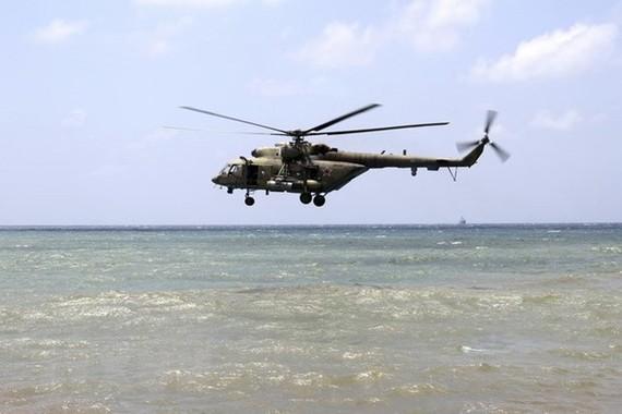 MI-17 helicopter (Photo: AFP/VNA)