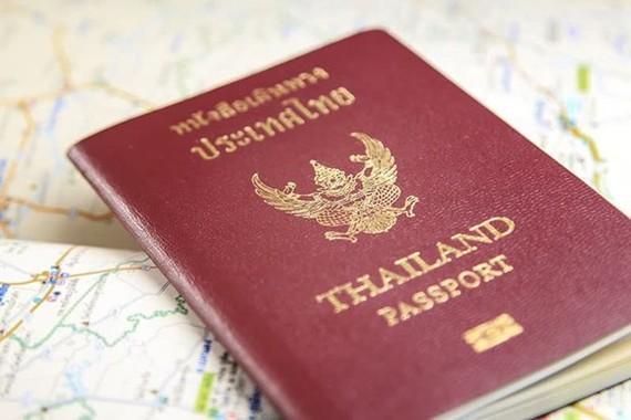 A Thailand passport (Photo: thainews.prd.go.th)