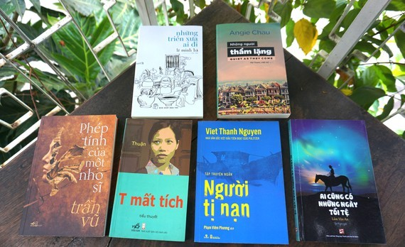 Works by immigrant writers recently introduced in Vietnam