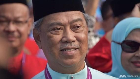 Former Minister of Home Affairs Muhyiddin Yassin (Photo: channelnewsasia)