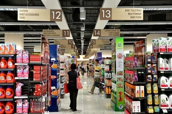 NA supermarket in Singapore (Source: straitstimes.com)