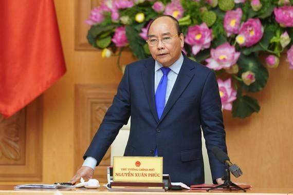 Prime Minister Nguyen Xuan Phuc
