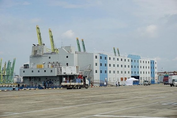Singapore to house foreign workers in vessels as COVID-19 spreads (Photo: MPA)