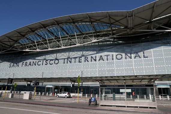 San Francisco International Airport. (Source: Forbes)