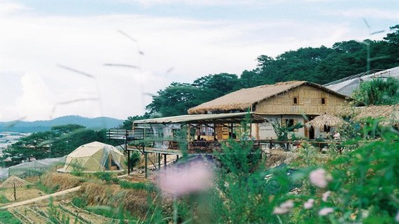 A farmstay in Lam Dong Province