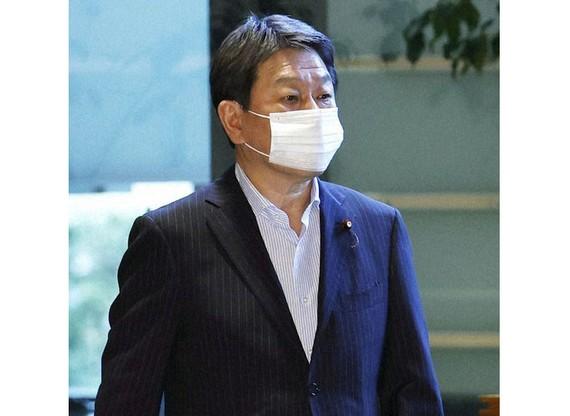 Japanese Foreign Minister Toshimitsu Motegi (Photo: Internet)
