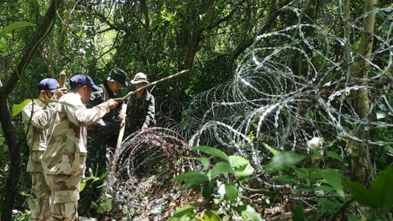 Thai Deputy Prime Minister Prawit Wongsuwan says on September 16 that the border checkpoints between Thailand and Myanmar are temporarily sealed in an attempt to curb possible COVID-19 infections and drug trafficking. (Photo: thethaiger.com)