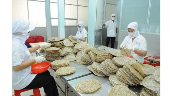 Processing seafood for export