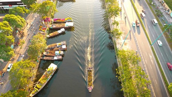 A river-based cultural space proposed for District 8 urban zoning (Photo: SGGP)