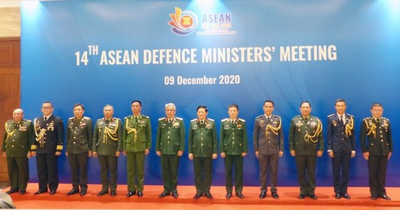 Delegates of ASEAN member countries attend the meeting(Photo: SGGP)