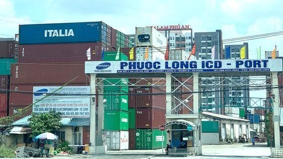 Phuoc Long Port, District 9, HCMC (Photo: SGGP)