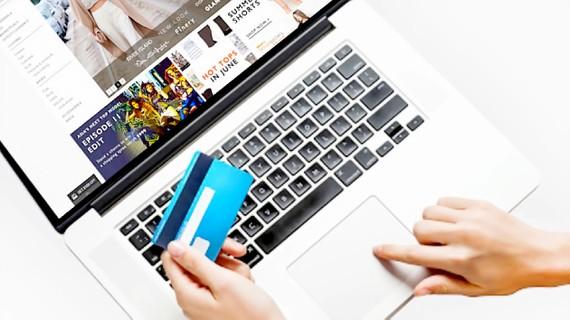Mua sắm online phát triển với sự hỗ trợ của thanh toán điện tử