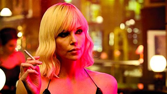Charlize Theron vào vai điệp viên  trong phim mới