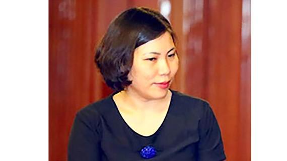 Bà Phạm Thị Ngọc Thủy