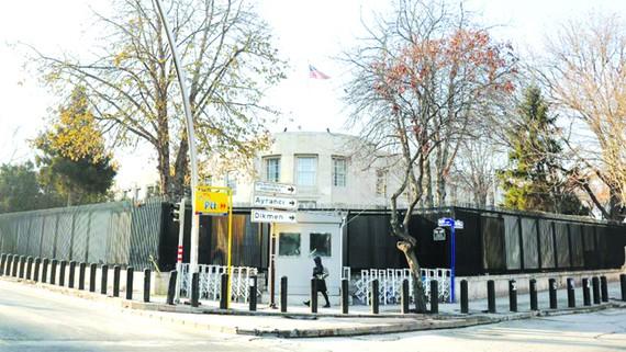 Đại sứ quán Mỹ ở Ankara, Thổ Nhĩ Kỳ