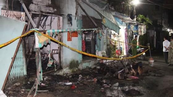 Phản hồi của Tổng Công ty Điện lực TPHCM về vụ cháy ở quận 9