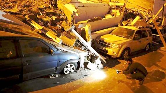Chile hứng chịu 8.000 dư chấn động đất trong năm 2017