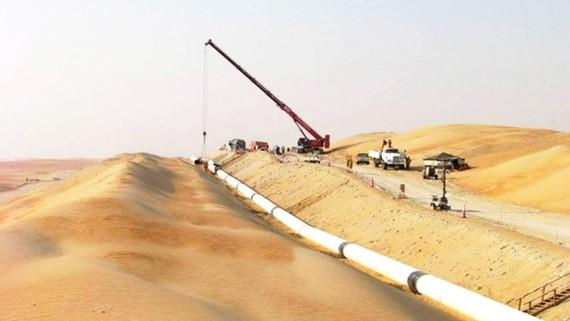 Khu dự trữ nước đã khử muối lớn nhất thế giới