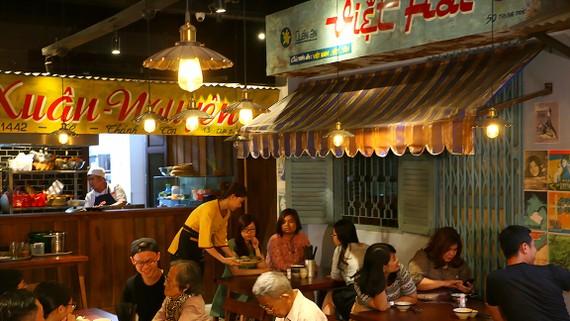 Hoài niệm ẩm thực đường phố Sài Gòn