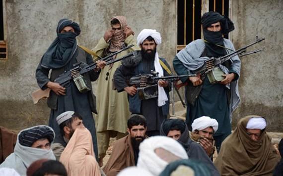 Chiến binh Taliban ở Afghanistan. Ảnh: NBC