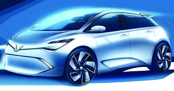 VINFAST sản xuất ô tô điện và  ô tô cỡ nhỏ tiêu chuẩn quốc tế