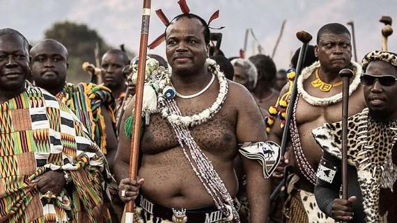 Vương quốc Swaziland đổi tên