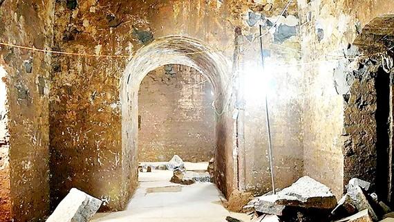 Phát hiện nhiều mộ cổ hơn 2.000 năm tuổi