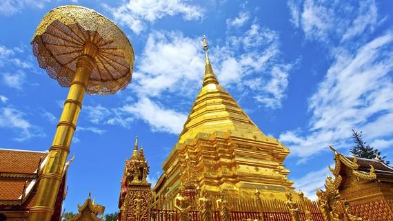 Vẻ đẹp quyến rũ của Chiang Mai