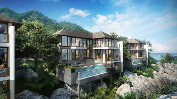 Sun Premier Village The Eden Bay - kiệt tác nghỉ dưỡng mới ở Mũi Ông Đội.
